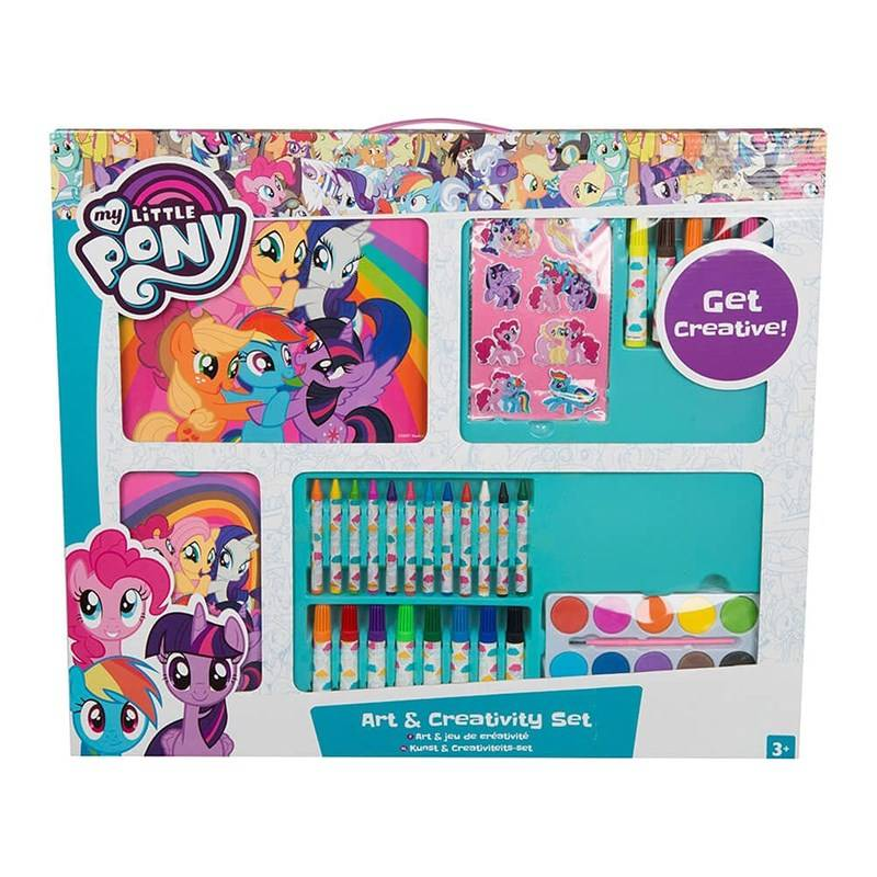 My Little Pony Art and Creativity Set