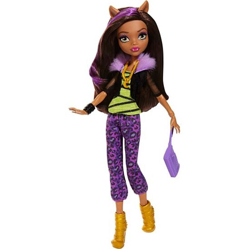 Monster High Signature Look Doll, Clawdeen