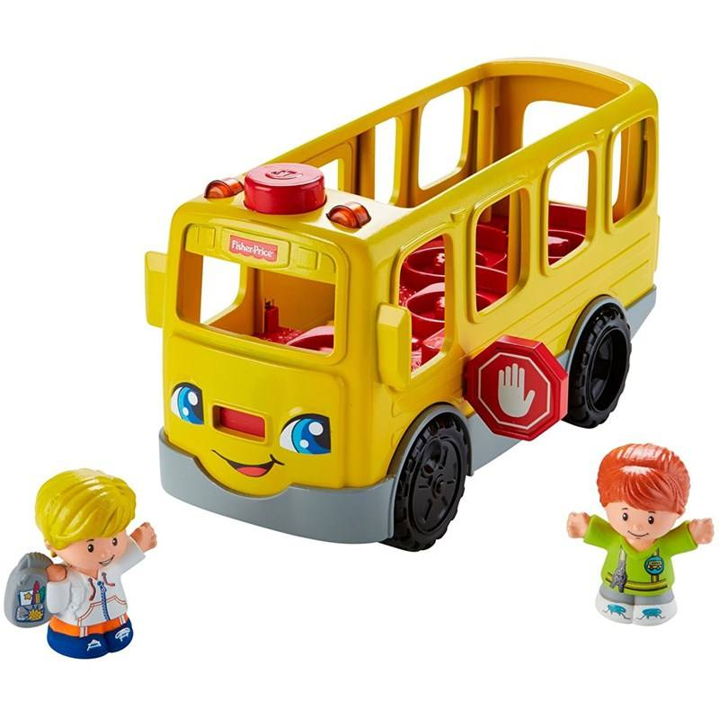 Fisher-Price Little People, Sit with Me School Bus, SE