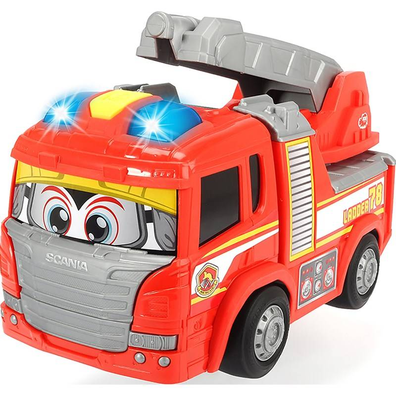 Dickie Happy Scania Fire Truck