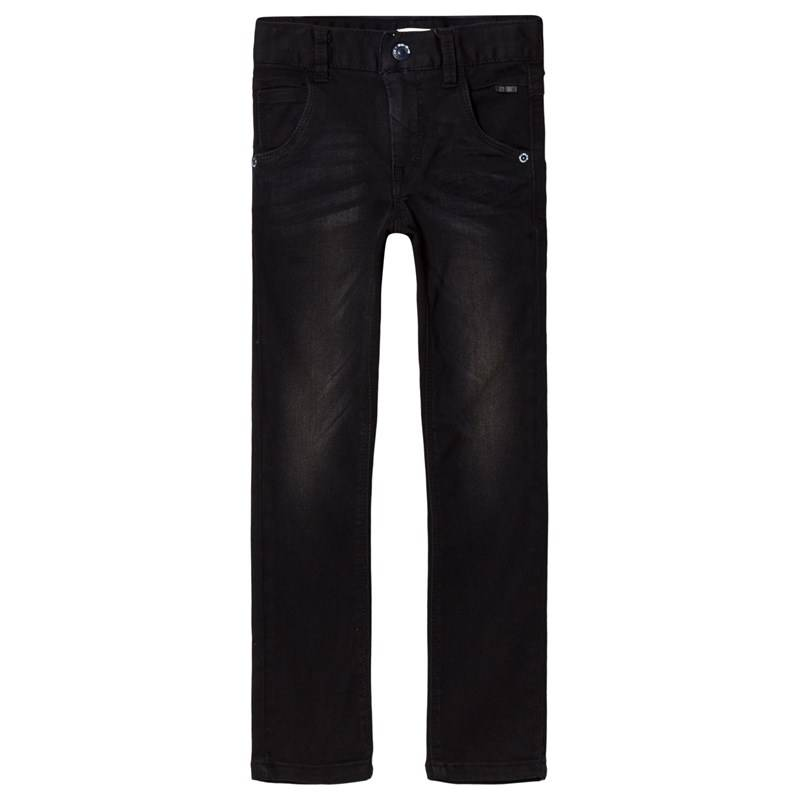 Name It Clas Xsl Housut Musta Denim122 cm