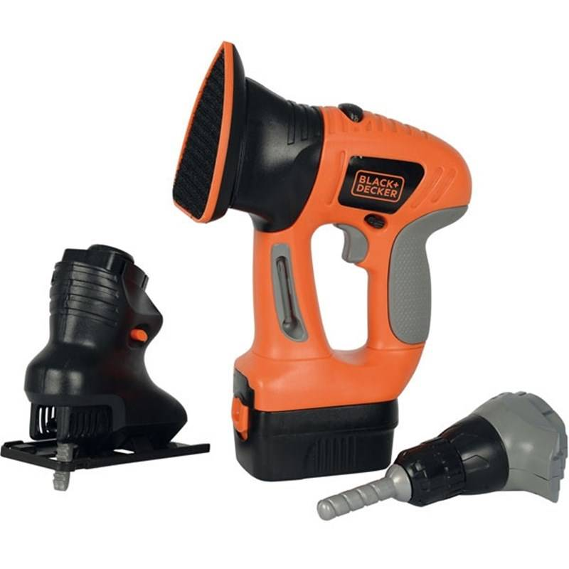 Black & Decker Evo Quattro