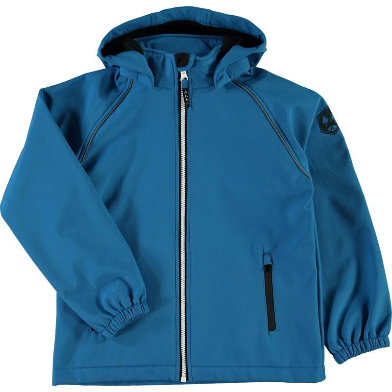 Name It Takki, Softshell, Alfa, Kids, Mykonos Blue152 cm