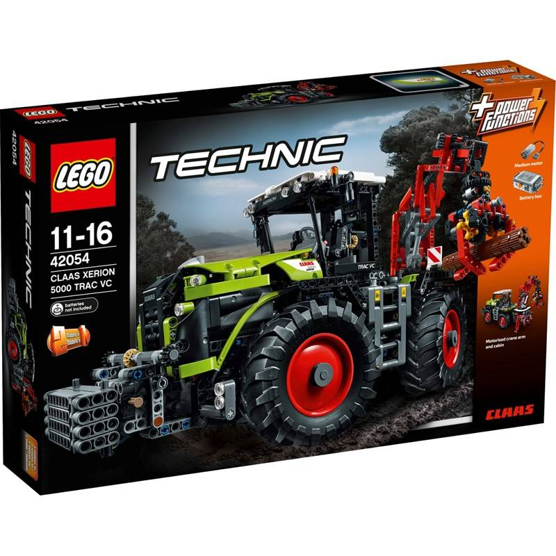 Lego 42054, CLAAS XERION 5000 TRAC VC