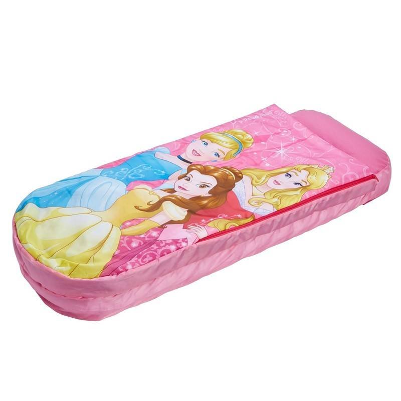 ReadyBed Disney Princess, Junior ReadyBed, Vaaleanpunainen