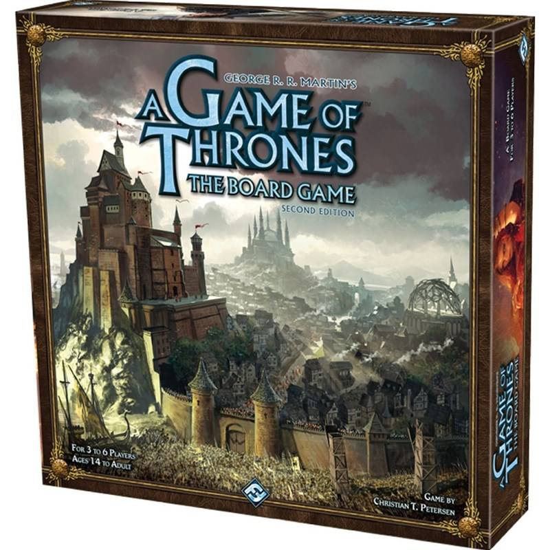 Fantasy Flight Game Game of Thrones, Seurapeli
