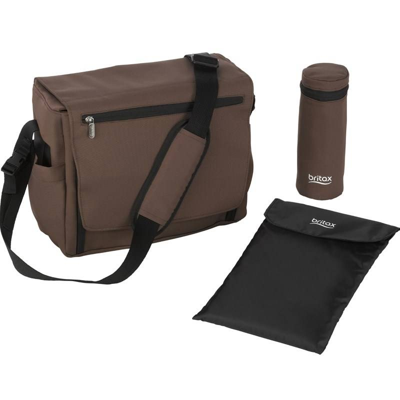 Britax Hoitolaukku, Wood Brown