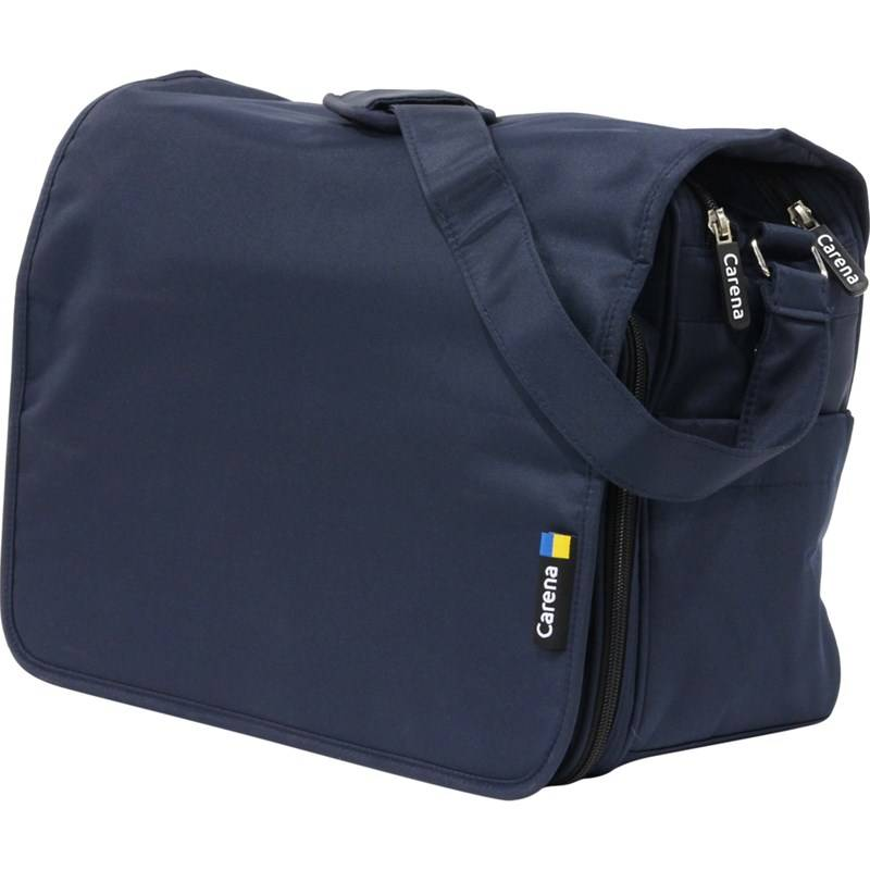 Carena Koster, Hoitolaukku, Messenger Bag, Blue