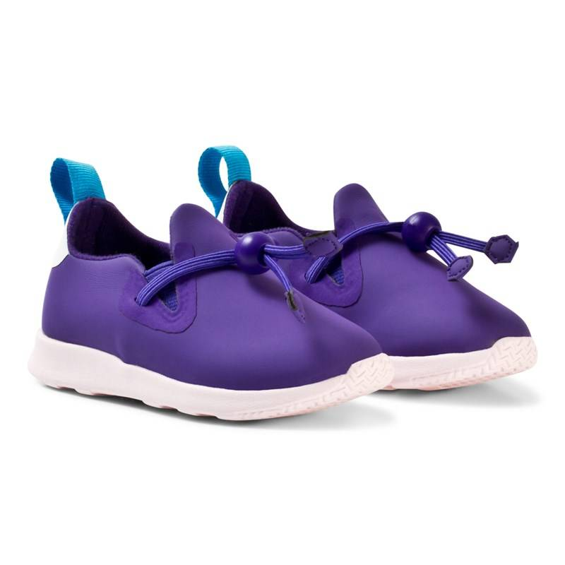 Native Purple Apollo Moc Water Repellent Trainers23 (UK 6)
