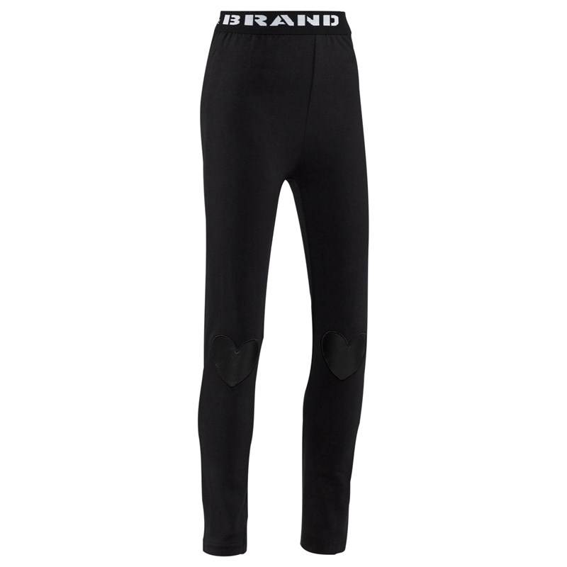 The BRAND Heart Tights Black56/62