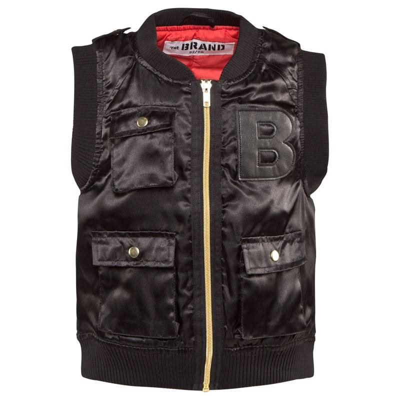 The BRAND B Vest Black80/86 cm