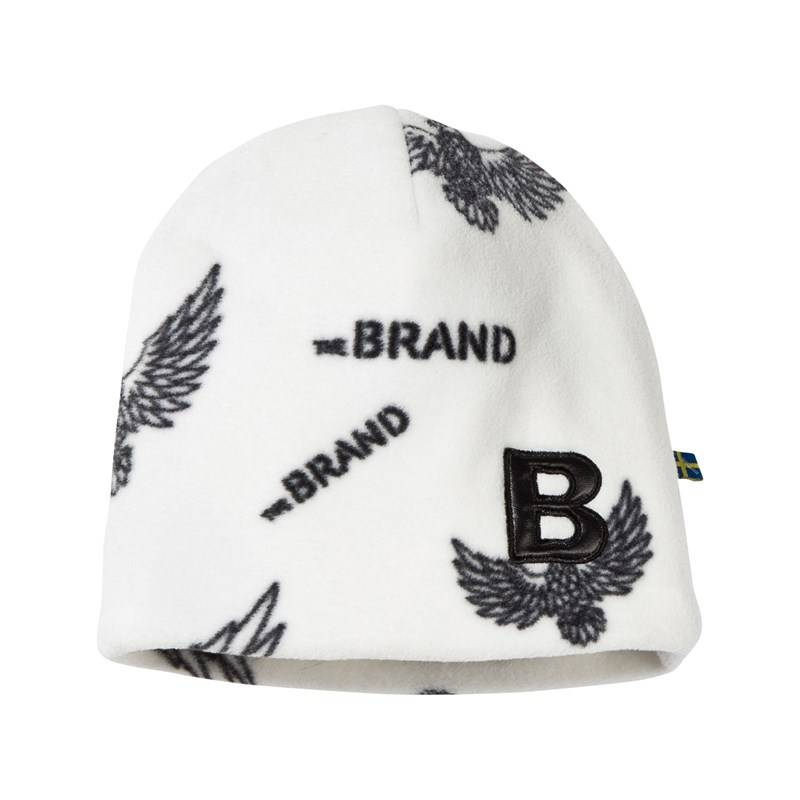 The BRAND Fleece Hat Off White Eagles