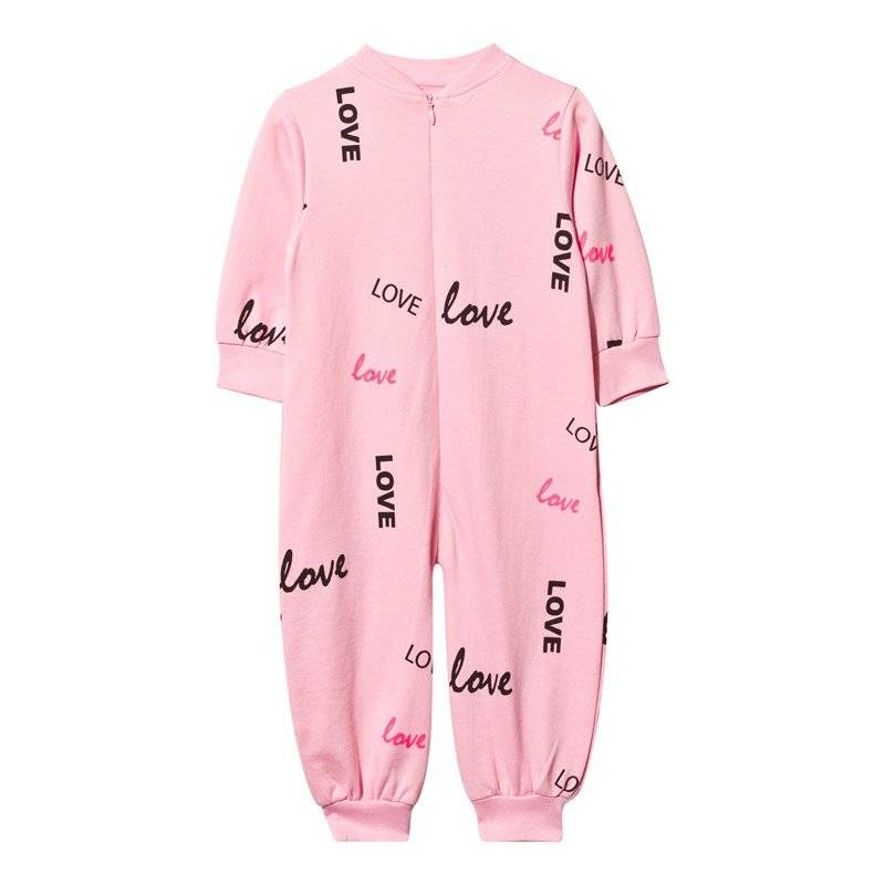 The BRAND Baby Hidden Jogger Pink Love68/74 cm
