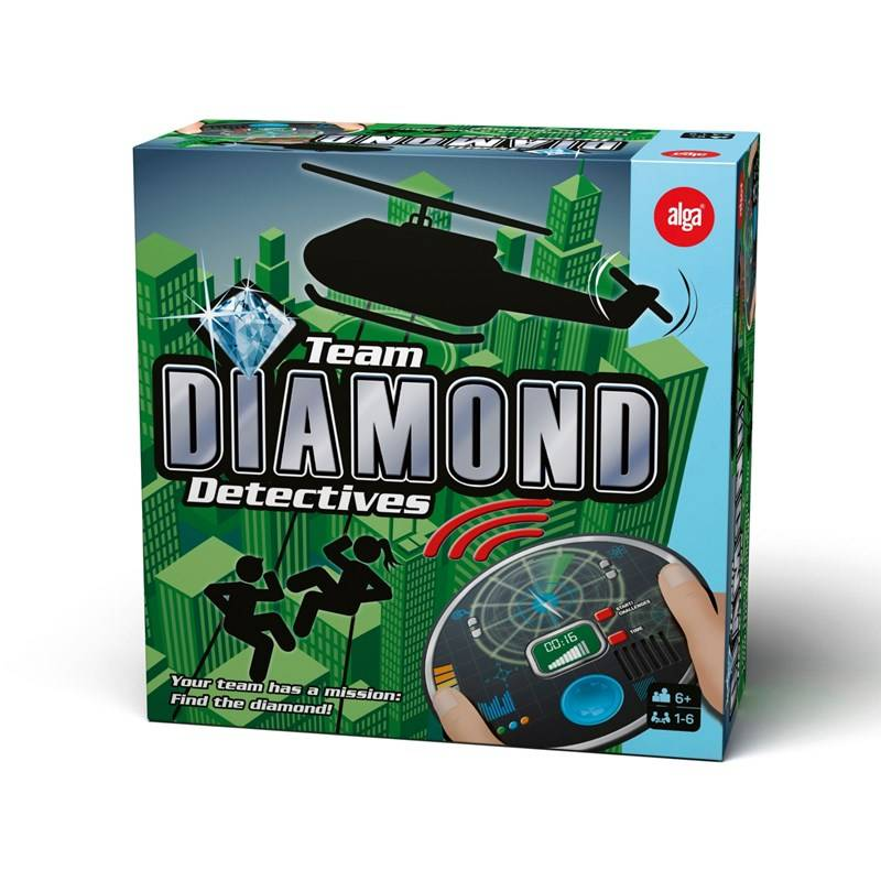 Alga Peli, Diamond Detectives