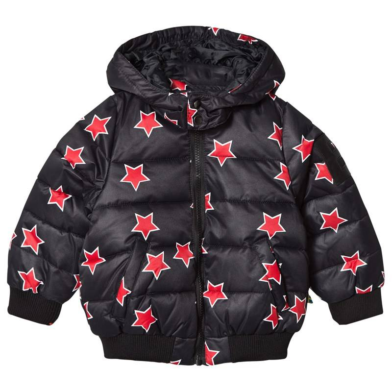 The BRAND Lack Puff Jacket Red All Stars80/86 cm