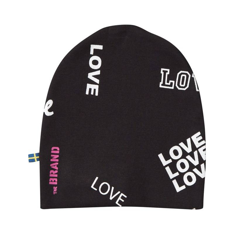 The BRAND Bow Hat Black Love