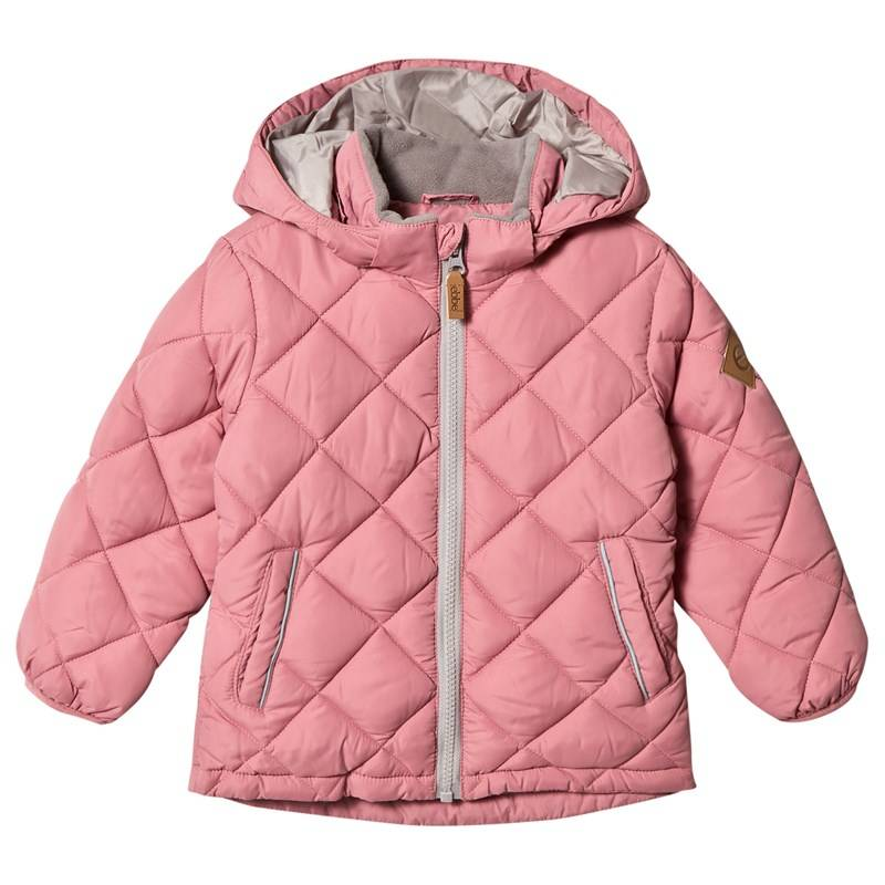 eBBe Kids Tonia Quilted Jkt Dusty Pink92 cm