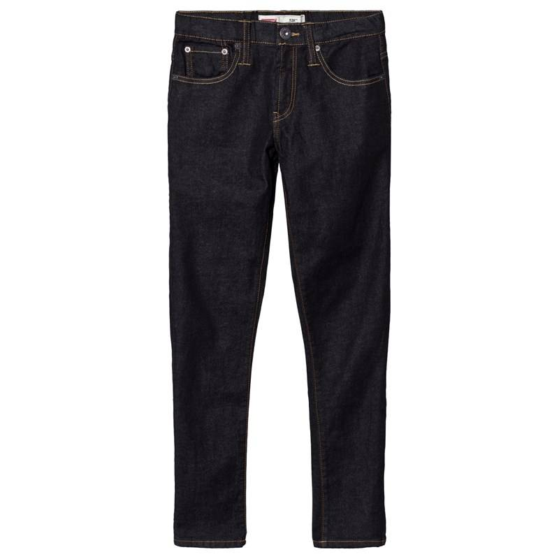 Levis Kids 520 Extreme Tapered Jeans, Dark Wash14 years
