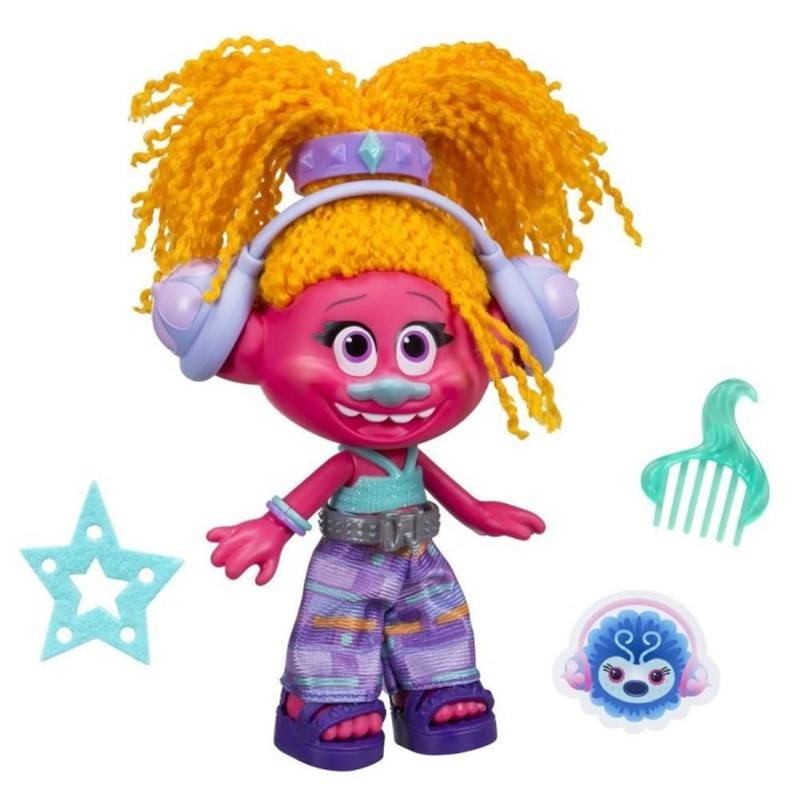 Trolls Fashion Doll, DJ Suki