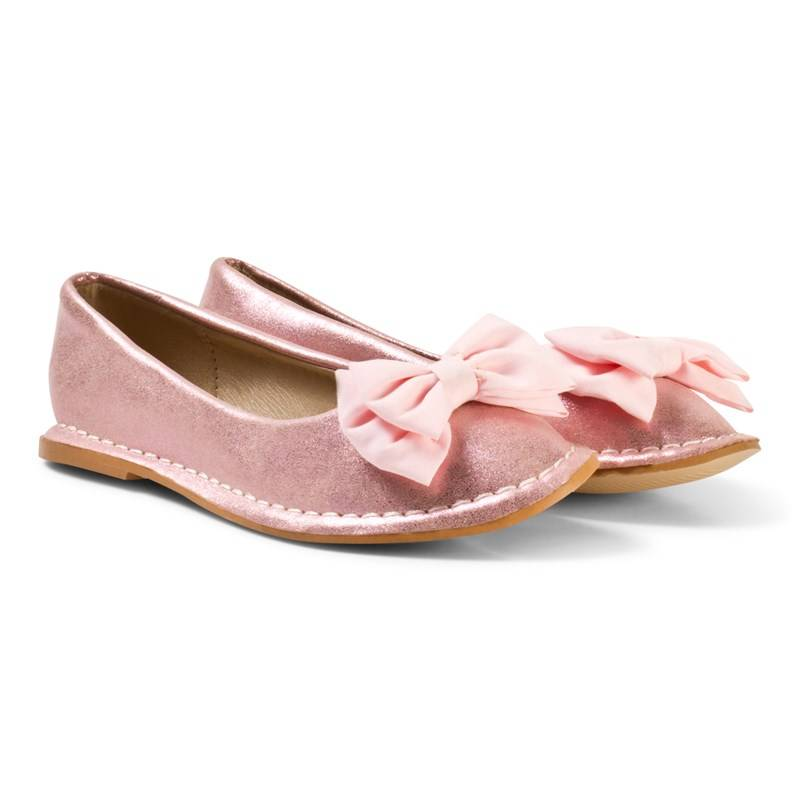 Jocko Flat partyshoe with front bow lavendel29 EU