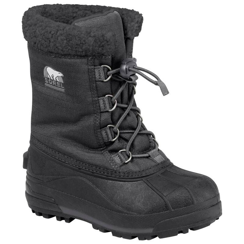 Sorel Varsikengät, Youth Cumberland, Black36 EU