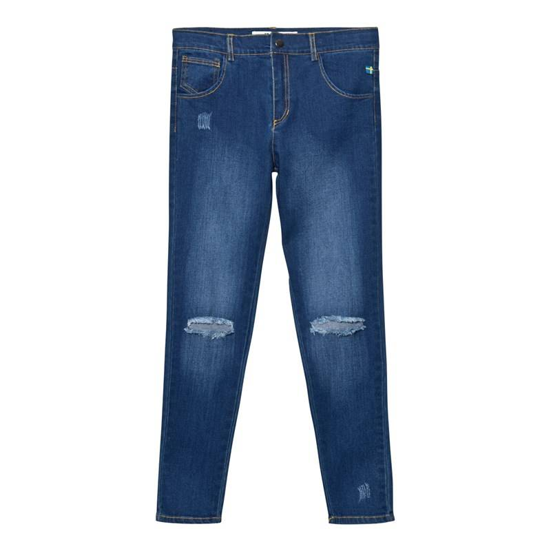 The BRAND Classic Denims Stonewashed Blue104/110 cm