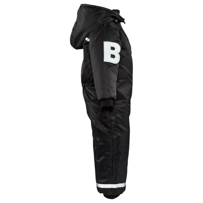 The BRAND Winter Bolt Overall Black56/62