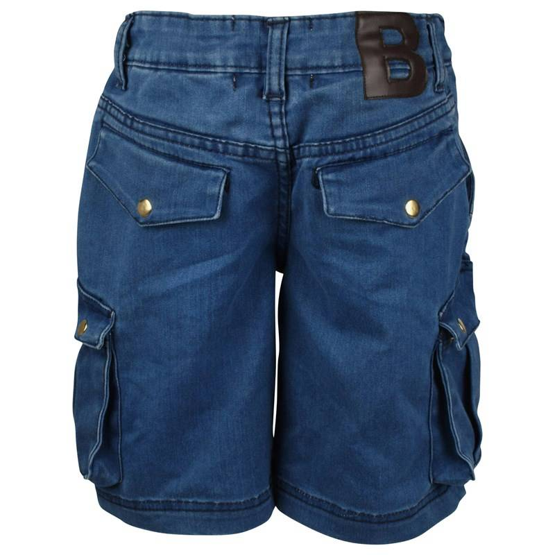 The BRAND Army Shorts Denim Blue68/74