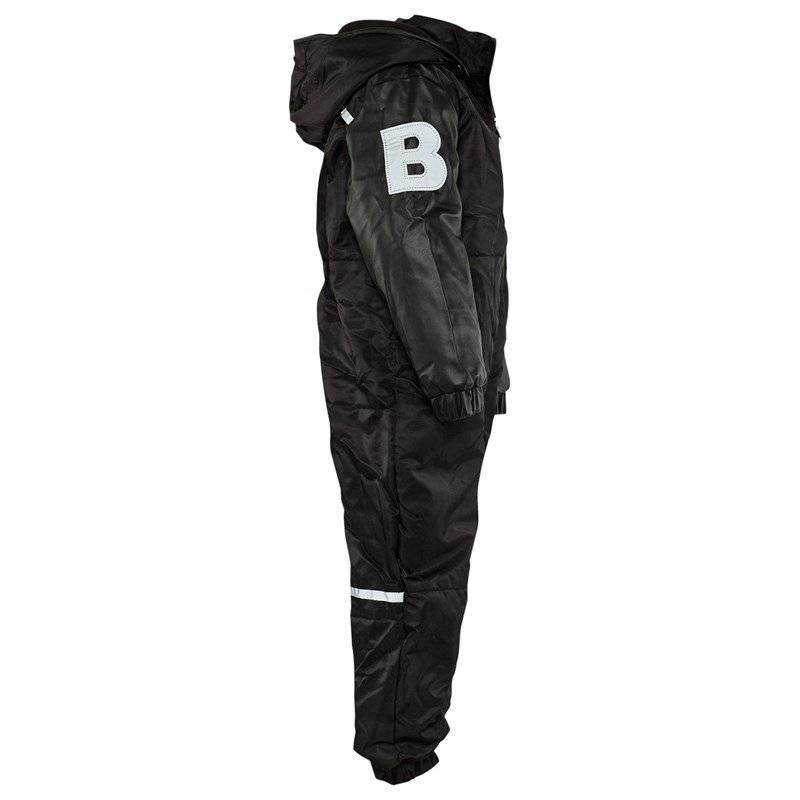 The BRAND Winter Overall Black56/62 cm