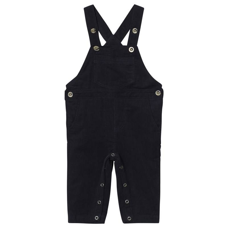 Wheat Overall Jonathan Navy 6 Months