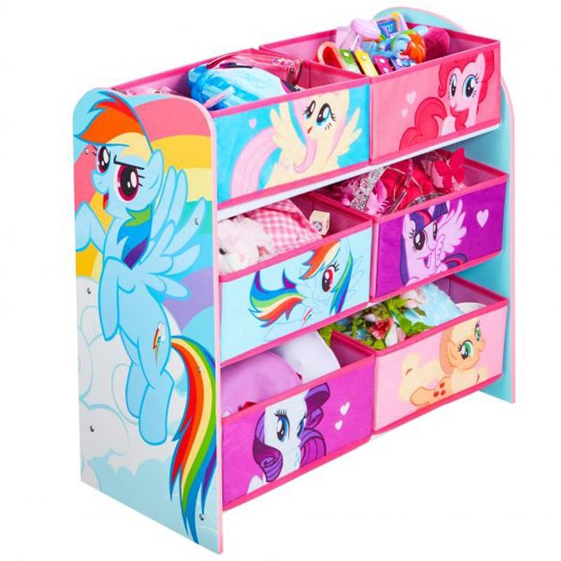 Hello Home My Little Pony Kids´ Storage Unit by HelloHome