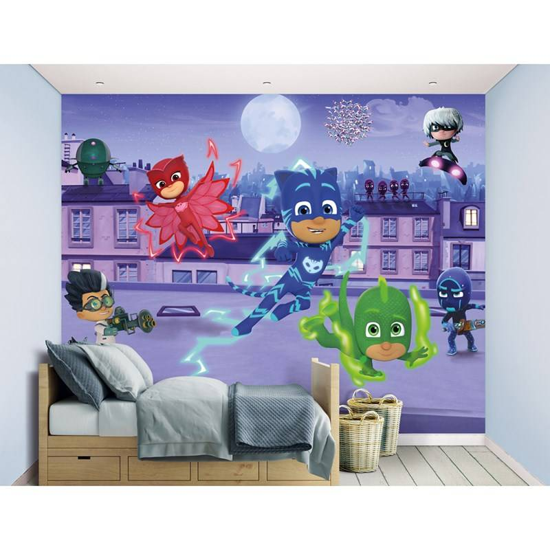 Walltastic PJ Masks Wall Mural
