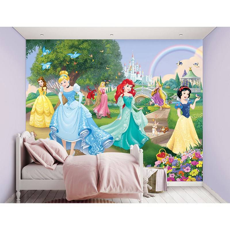Walltastic Disney Princess Wall Mural