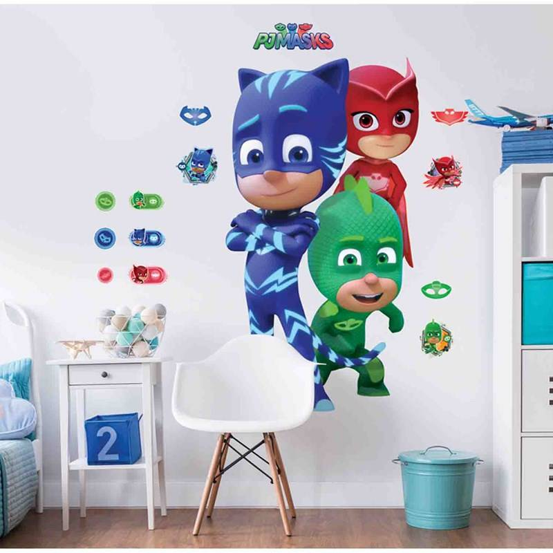 Walltastic PJ Masks Large Character Sticker