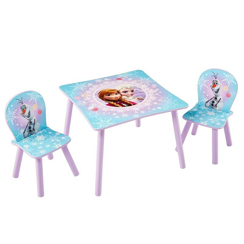 Hello Home Disney Frozen Table and 2 Chairs Set by HelloHome