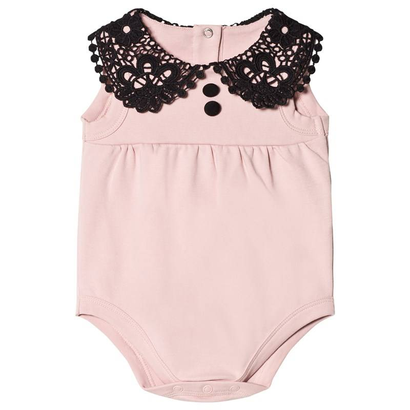 The Tiny Universe The Tiny Baby body Soft Pink0-3 kk