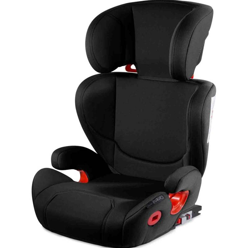 Carena Fejan Fix, Carseat Group 2-3 15-36 kg Midnight Black