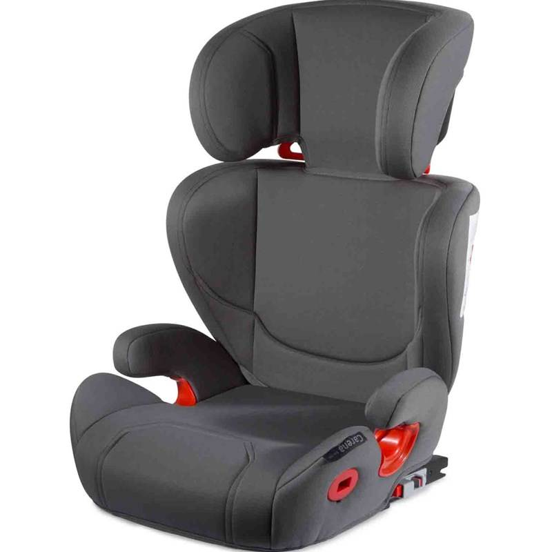 Carena Fejan Fix, Carseat Group 2-3 15-36 kg Seal Grey