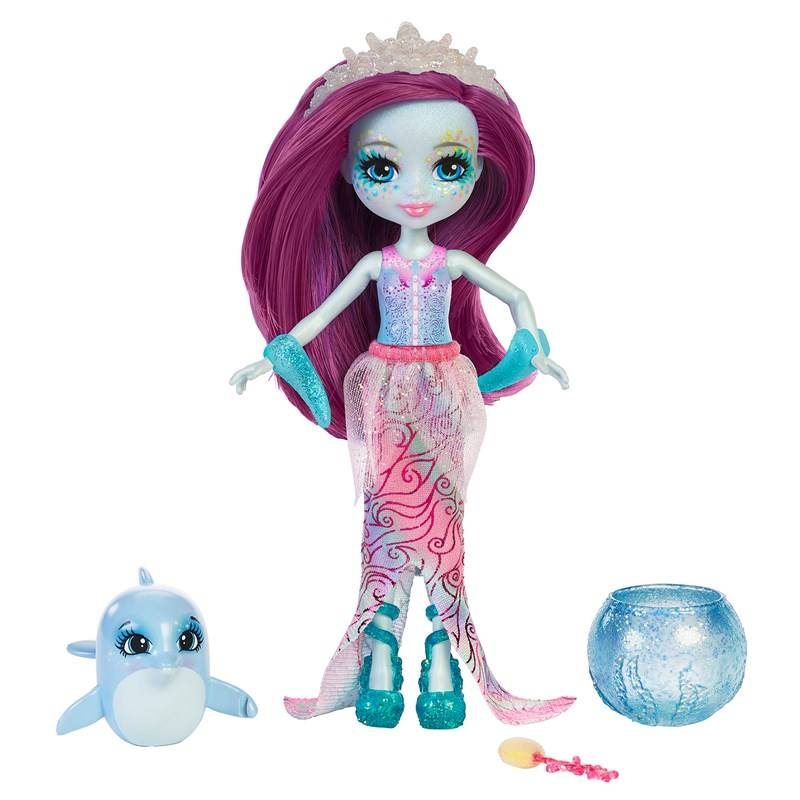 Enchantimals Dolce Dolphin Doll