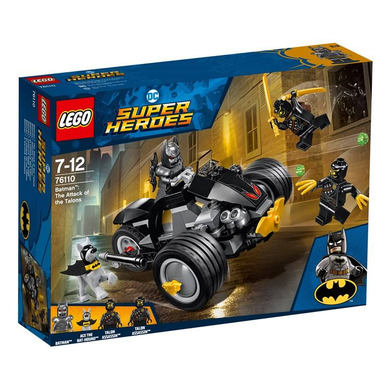Lego 76110 LEGO® DC Super Heroes Batman™ The Attack of the Talons