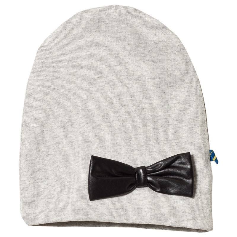 The BRAND Hat Bow Grey Mel