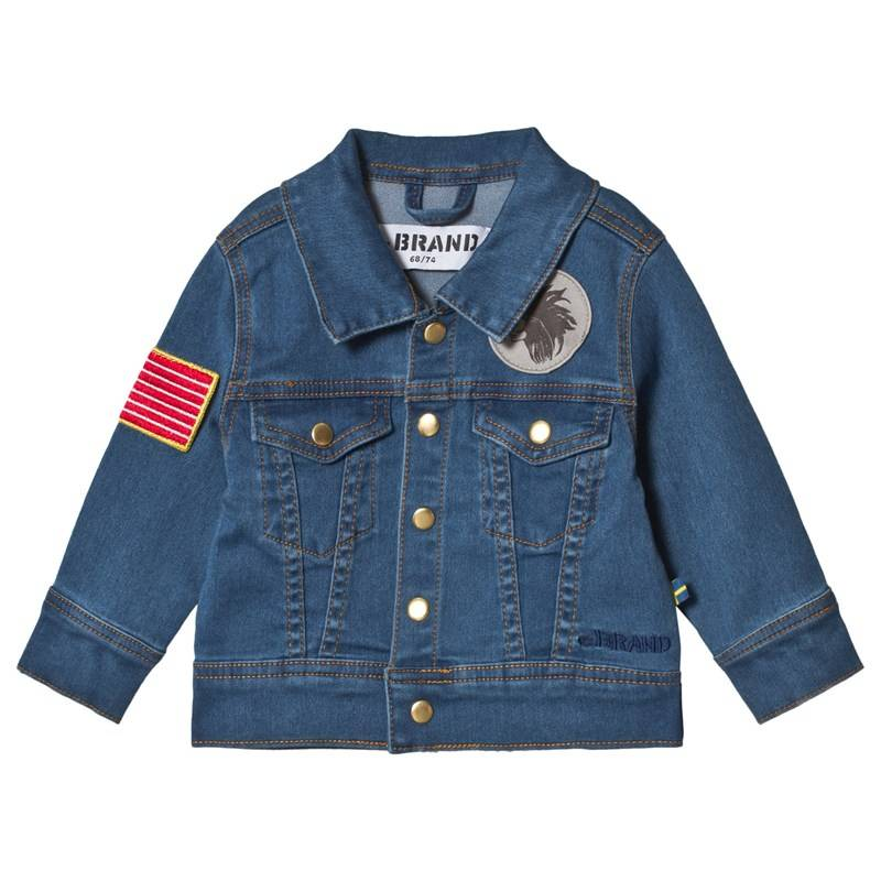 The BRAND Denim Jacket 68/74