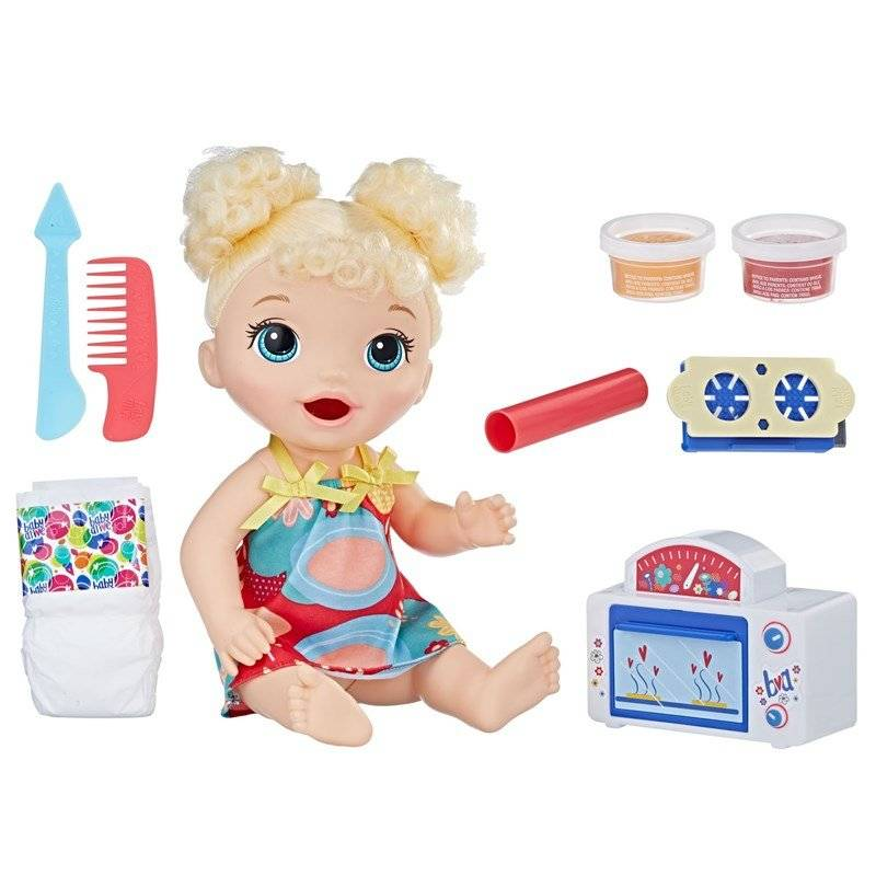 Baby Alive Snackin´ Baby