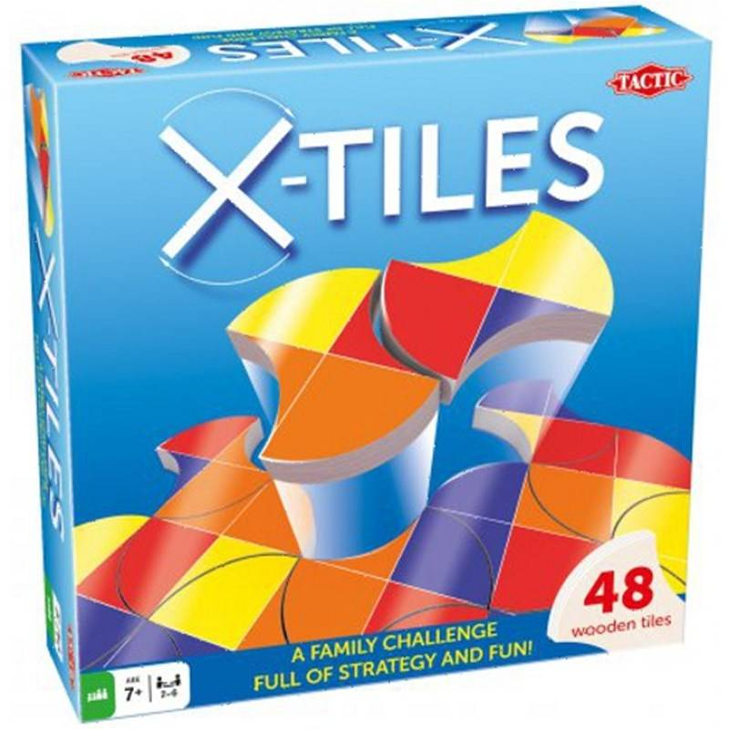 Tactic Peli, X-Tiles