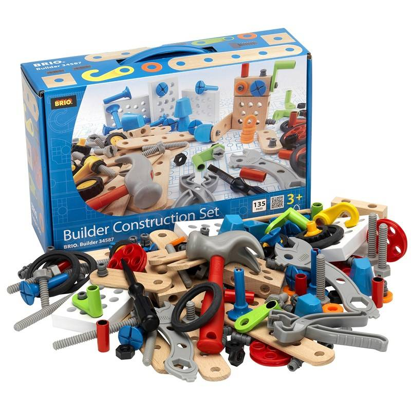 Brio Builder, Construction Set