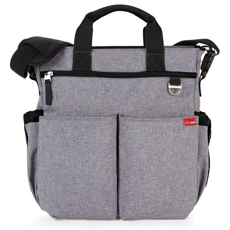 Skip Hop Hoitolaukku, Duo, Signature, Heather Grey