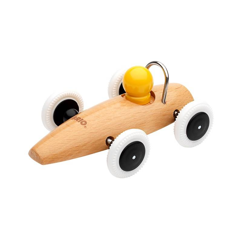 Brio Race Car Wood