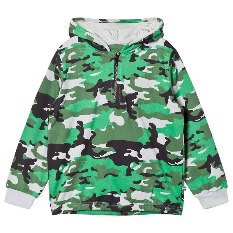The BRAND Anorakki Light Camo80/86 cm