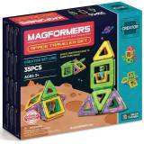 Magformers Space traveler, 35 osaa