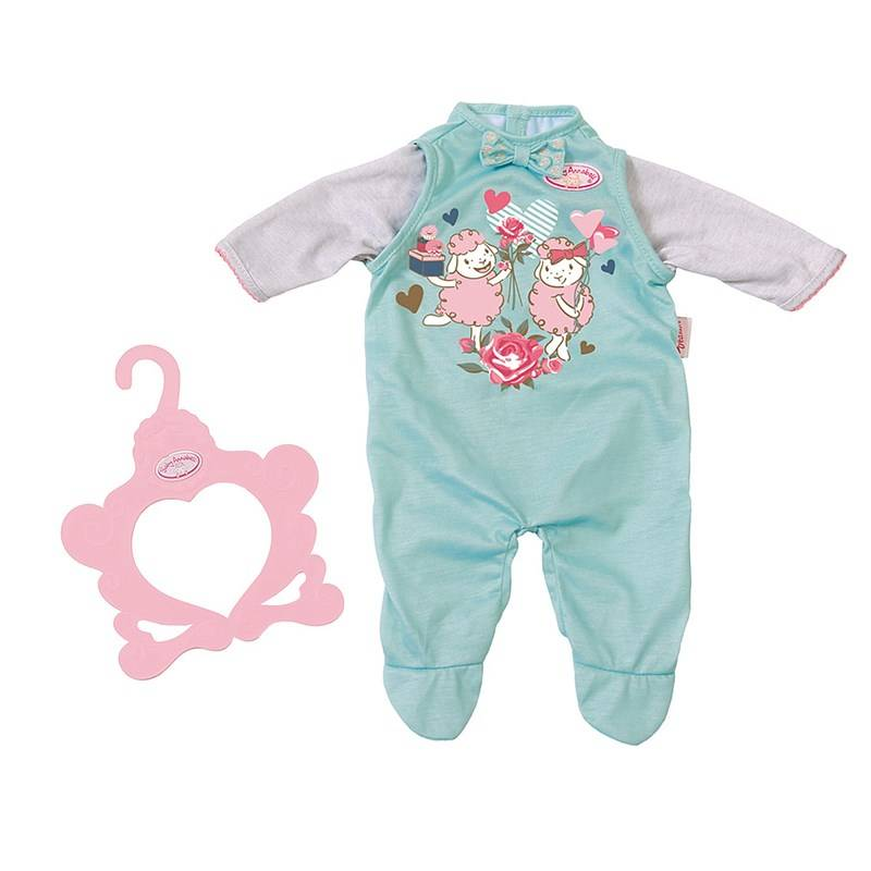 Baby Annabell Romper Turkoosi
